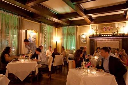 THIS RESTAURANT IS CLOSED Restaurant CINQ, Houston, TX