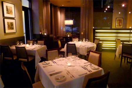 Dining Room at Restaurant Eugene, Atlanta, GA