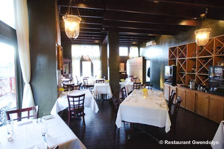 Restaurant Gwendolyn, San Antonio, TX