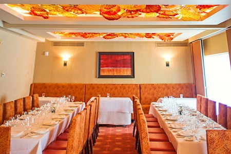 Enjoy a fine dining experience at Restaurant Nicholas in Red Bank, New Jersey