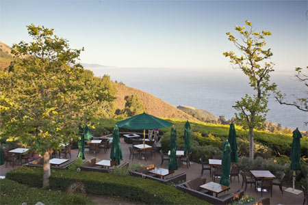 THIS RESTAURANT IS TEMPORARILY CLOSED The Restaurant at Ventana, Big Sur, CA