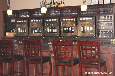 Richard's Wine Bar, Greensboro, GA