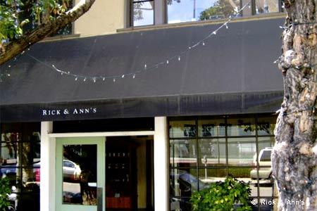 Rick & Ann's, Berkeley, CA