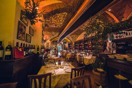 Ristorante La Giostra, Florence, italy