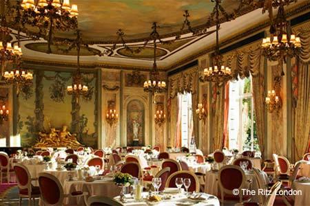 The Ritz Restaurant, London, UK