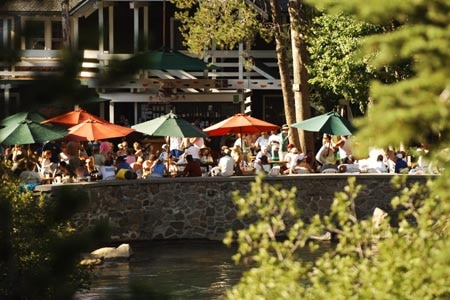 River Ranch Restaurant, Tahoe City, CA