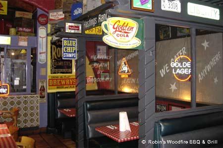 Robin's Woodfire BBQ & Grill, Pasadena, CA