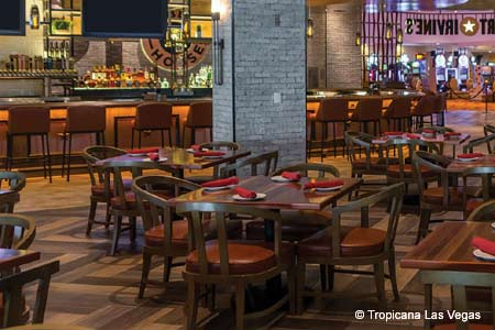 Discover new Las Vegas restaurants