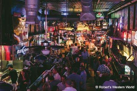 Robert's Western World, Nashville, TN