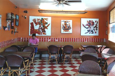 Rocio's Mexican Kitchen, Bell Gardens, CA