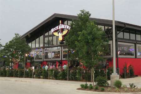 Rock & Brews is one of the Dallas area's new restaurants. Find more on GAYOT's roundup.