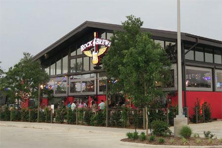Rock & Brews, The Colony , TX