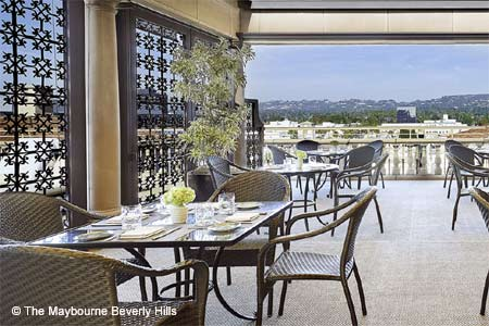 The Rooftop Grill, Beverly Hills, CA