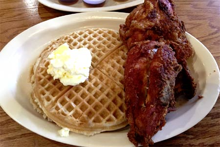 Roscoe's House of Chicken `n' Waffles, Hollywood, CA