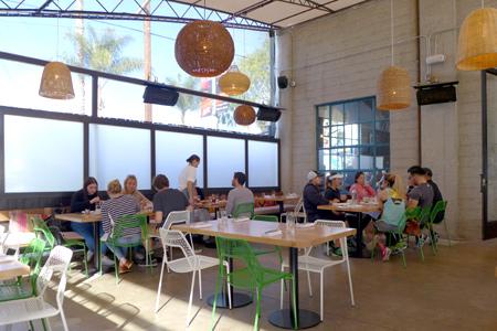 Rose Café-Restaurant, Venice, CA