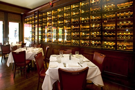 Dining Room at Rosebud Steakhouse, Chicago, IL