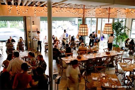 Rosemary's, New York, NY
