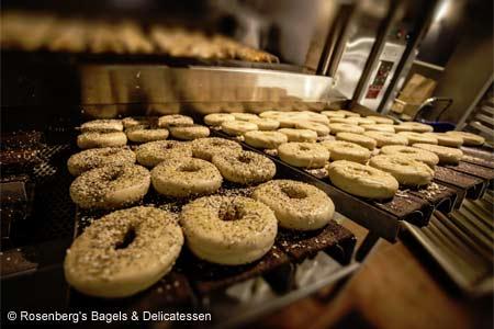 Rosenberg's Bagels & Delicatessen, Denver, CO