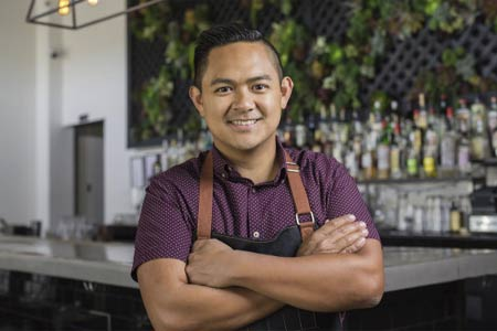 Chef Ross Pangilinan will open TERRACE by Mix Mix at South Coast Plaza