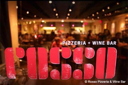 Rosso Pizzeria & Wine Bar