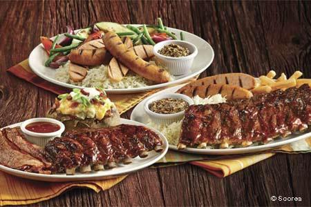 Rotisserie Scores, Dorval, canada