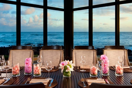 Dining Room at RumFire, Koloa, HI