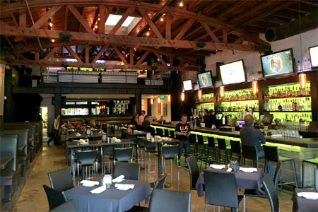 Dining Room at Rush Street, Culver City, CA