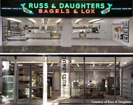 Russ & Daughters at the Brooklyn Navy Yard, Brooklyn, NY