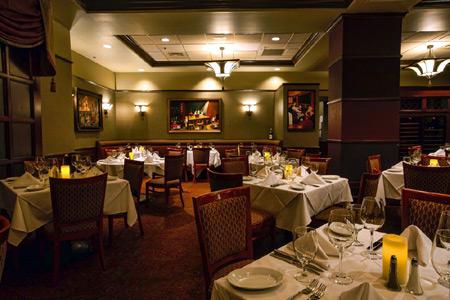Ruth's Chris Steak House, Atlanta, GA