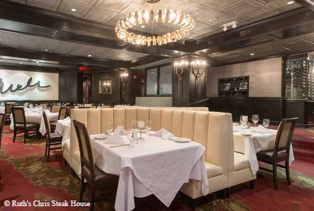 Ruth's Chris Steak House, New York, NY