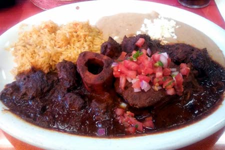 Sabroso Mexican Grill, Garden Grove, CA