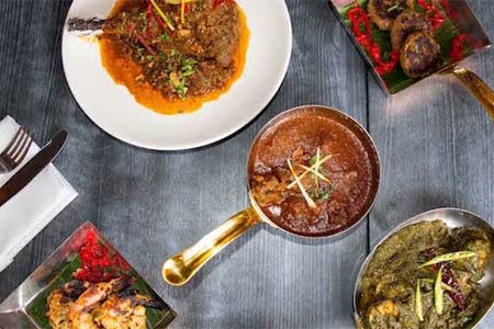Chef Hemant Mathur has opened an homage to Northern India at Sahib