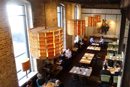 Dining Room at Salt House, San Francisco, CA