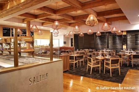 Saltair Seafood Kitchen, Houston, TX