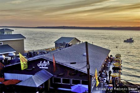Salty's at Redondo Beach, Des Moines, WA
