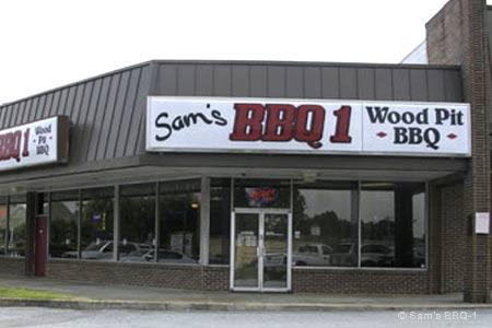 Sam's BBQ-1, Marietta, GA