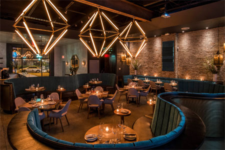 Samui serves modern Thai cuisine by the Brooklyn Navy Yard