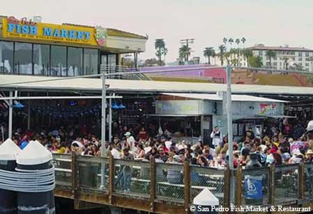 San Pedro Fish Market & Restaurant