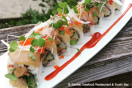 Sansei Seafood Restaurant & Sushi Bar, Kapalua, HI