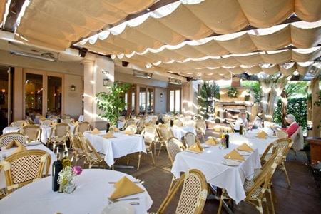 Dining Room at Sapori Ristorante Italiano, Newport Beach, CA