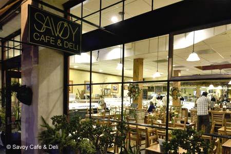 Savoy Cafe & Deli