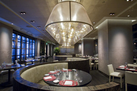 Chef Scott Conant's Scarpetta is one of the Top Sexy Restaurants<br/>in Las Vegas Area