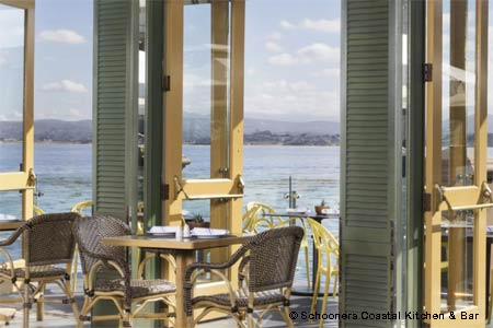 Schooners Coastal Kitchen & Bar, Monterey, CA