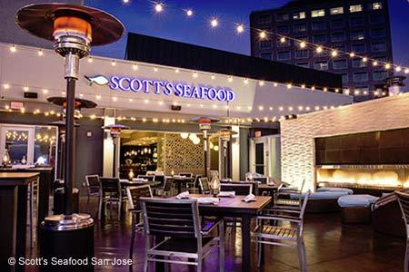 Scott's Seafood San Jose