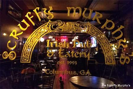 Scruffy Murphy's Irish Pub & Eatery, Columbus, GA
