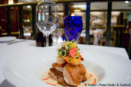 Seagar's Prime Steaks & Seafood, Destin, FL