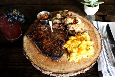 THIS RESTAURANT IS CLOSED SeaSalt Woodfire Grill, Huntington Beach, CA