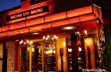Second City Bistro, El Segundo, CA