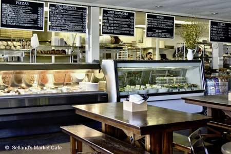 Selland's Market Cafe