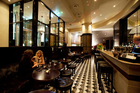Sepia is one of GAYOT's highest rated restaurants in Sydney